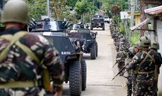 Approximately ISIS Members Are In The Philippines, 'Killing Machines' Said Indonesian Defense Secretary Philippine Army, Navy Air Force, Army & Navy, Troops, 21st Century, Philippines, Monster Trucks, Battle, Asia