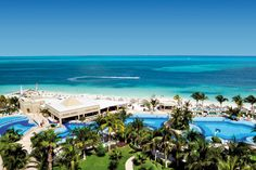 Jay and I stayed at the Riu Caribe in Cancun, Mexico.