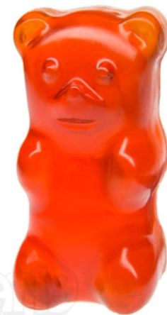 Cool gummy bear