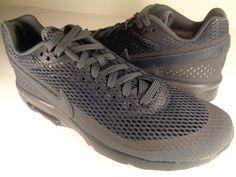 cheap for discount 03007 2a1d2 Nike Air Max BW Ultra BR Breathe Anthracite Triple Black SZ 9 (833344-001)