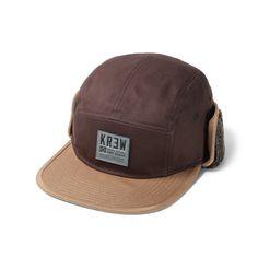555209e7d50 SOIL - DOUBLE BARREL SNAP 5 PANEL - 5 PANEL - HATS - ACCESSORIES -  COLLECTION - KR3W