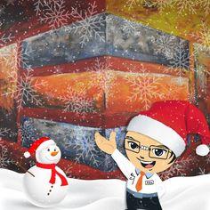 Ho Ho Ho!!! Y se siente la Navidad....