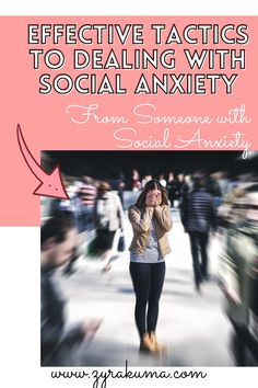 Being diagnosed with social anxiety can be rough but there are little things that can help grow over this mental disorder and fear. Here are some of my tactics in dealing with social anxiety and how it helped me get through life. | mental health awareness | #socialanxiety | #socialdistancing | #stressed | #anxiety Mental Disorders, Social Anxiety, Mental Health Awareness, Self Development, Self Improvement, Self Care, Blogging, Life