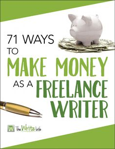 This epic ebook has over 70 freelance writing jobs for beginners. It's a must-have.