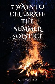 7 Ways to Celebrate Litha, The Summer Solstice — Kajora Lovely 7 Ways to Celebrate Litha, The Summer Solstice — Kajora Lovely 7 Ways to Celebrate Litha, The Summer Solstice — Kajora Lovely<br> Summer Solstice Ritual, Solstice Festival, Happy Solstice, Winter Solstice, When Is Summer Solstice, June Solstice, Samhain, Wiccan, Magick