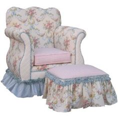 Blossoms and Bows Child Empire Chair and Luxury Kid Furnishings Including Armoires in Childs Furniture Kids Playroom Furniture, Furniture Projects, Furniture Decor, Kids Rooms, Redoing Furniture, Toddler Furniture, House Furniture, Colorful Furniture, Girl Room