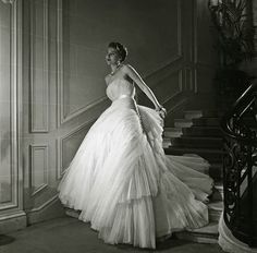 Christian Dior Evening Dress, 1950