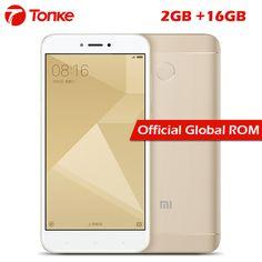 "Original Xiaomi Redmi 4X 2GB 16GB 4100mAh Snapdragon 435 Octa Core FDD LTE 4G 5"" 720P MIUI 8 Mobile Phone Global Rom other Brand Name:xiaomi Shipping: Free Shipping  #Xiaomi #popular #mobile #phones #useful"