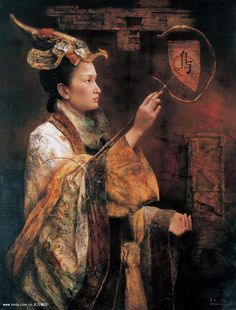 Tang Wei Min               Tang Wei Min was born in 1971 in Yong Zhou, Hunan Province of China. In 1991, Wei Min graduated from the Art Depa...