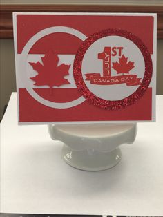 Canada's 150th birthday card