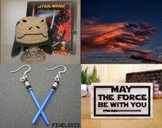 May the 4th Be With You! by Ana Cravidao on Etsy - for the #cspiritteam - 2015-05-04