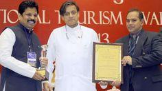KERALA TOURISM NEWS: NATIONAL TOURISM AWARDS TO KERALA