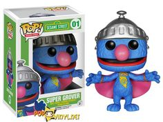 Funko Grover! I must have