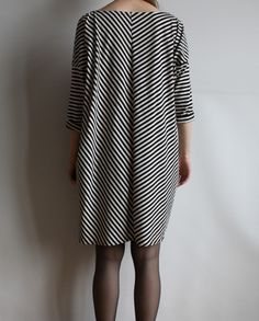 Oversize dress (with instructions).
