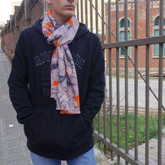 Bufanda hombre edición limitada, moda sostenible Look by LyLy Crochet, Fashion, Sustainable Fashion, Scarves, Elegant, Men, Moda, Fashion Styles, Ganchillo
