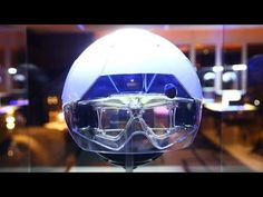 c8d97ecdf86c Daqri s Smart Helmet (Augmented Reality) Hands On - YouTube Augmented  Reality