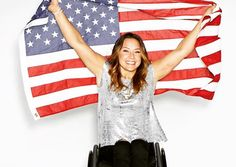 Paralympian Alana Nichols is no stranger to defying the odds. A lifelong athlete, Nichols was paralyzed from the waste down in 2002 when she over-rotated on a backflip attempt while snowboarding in New Mexico. Undeterred, she pursued wheelchair basketball, winning a gold medal in the sport during the 2008 Paralympic Games before picking up sitskiing.