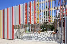 Gallery - Honoré de Balzac High School / NBJ architectes - 11