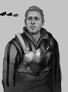 Warden Alistair - Dragon Age Inquisition
