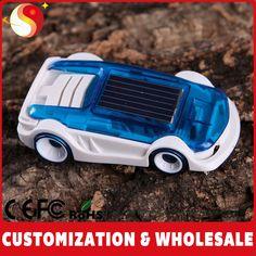 Solar toy: Racing car