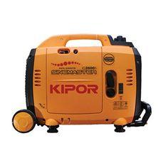 Kipor IG2600HP Inverter Generator 2600 Watt Camping Generator Motorhome Generator (New 2012 Model)