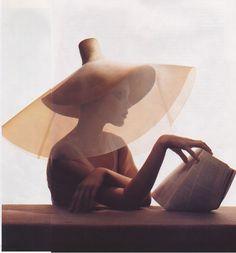la seducción de la lectura, fotografía de Irving Penn