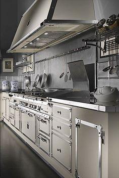 Officine Gullo domestic and professional kitchens - Officine Gullo