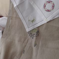 Some of the Linen we sourced.  Hope to order soon