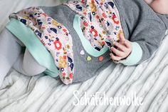 lybstes freebook schnittmuster: babytunika und basickleid