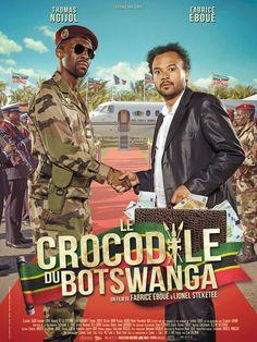 Critique Ciné : LE CROCODILE DU BOTSWANGA de Fabrice Eboué et Lionel Steketee