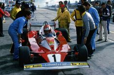 Ferrari Racing, Ferrari F1, F1 Racing, Grand Prix, F1 Motor, Ferrari Scuderia, Formula 1 Car, Car And Driver, Vintage Racing
