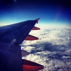 #Flying