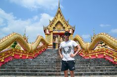 Temples I Have Visited in Thailand