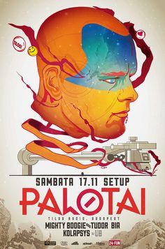 DJ Palotai @ Setup Venue by Adnan.