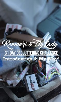 Can wait to start decluttering my home this weekend! Will you be joining me in this challenge?