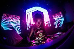 Torque Club is a brand-new EDM nightclub on RCA. Their Friday night lineup featured DJ Yukio & DJ November KYB. Girl Dj, Opening Weekend, Lineup, Night Club, Edm, Friday, Album, Concert, Music