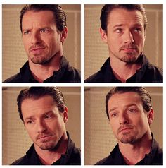 God I just love Ian Bohen's face. Love it even more when it's bringing Peter Hale to life. Nick Jonas, Chris Argent, Ian Bohen, Peter Hale, Wolf Character, Teen Wolf Mtv, Puppy Dog Eyes, Lydia Martin, Cartoon Movies