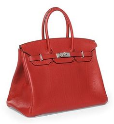 I love the Birkin Bag. I will have one some day.