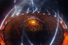The Olympic flame burns within the Cauldron during the Opening Ceremony of the London 2012 Olympic Games at the Olympic Stadium on July 27, 2012 in London, England. (Chris McGrath/Getty Images) PHOTO LINK