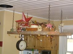 add some chicken wire and you can display your thrift finds
