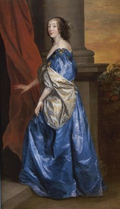 Lucy Percy, Countess of Carlisle  by Anthony van Dyck