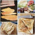 Club Sandwich de pollo Cuk pasos