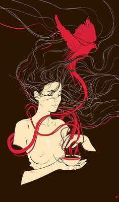 """""""The Warmth of You"""" Art Print by Anton Marrast on Society6."""