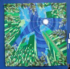 2011 Tokyo Quilt Festival quilt.