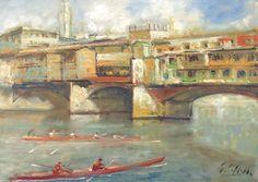 Emanuele Cappello - Ponte Vecchio