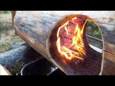 В этом видео я расскажу про то, как изготовить огненную лесную мебель. Forest fire furniture Продолжение этого видео тут - http://www.youtube.com/watch?v=zDj...