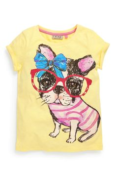 Buy Yellow Dog T-Shirt (3-16yrs) from the Next UK online shop