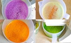 Organic food coloring food-and-drink