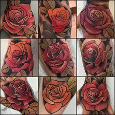 unique Tattoo inspiration 2017 - Kike Esteras