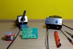 elektronische Haushaltsgeräte Löten